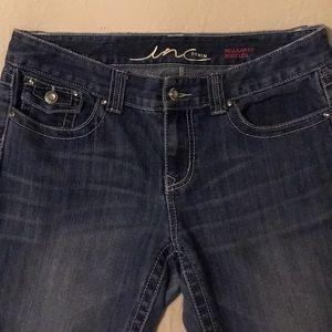 I.N.C Denim Regular Fit Boot Leg jeans